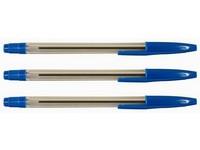 Guľ.pero Stick modré