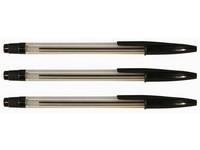 Guľ.pero Stick čierne