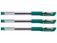 Guľ.pero gel Fandy zelené