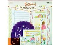 Foto vložky Scrapbook SCHOOL