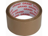 Lepicí páska 48 mm x 50 Grand hnědá