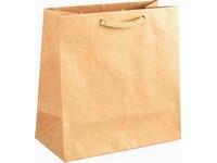 Taška papierová eko kocka