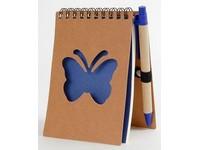 Blok Eco špirála Butterfly
