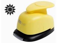 Děrovačka dekorační 25mm blister slunečnice DP