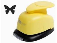 Děrovačka dekorační 50mm blister motýl 3 DP