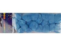 Brmbolce dekoračné mix modré DP