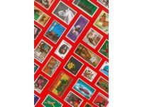Album na známky 51 070 Stamp 1 červené