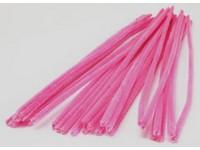 Drátky dekorační růžové DP