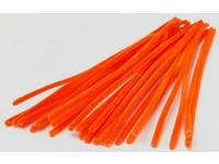 Drátky dekorační oranžové DP