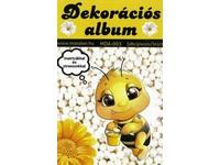 Samolepka Mini s perlami MDA-003 včelky