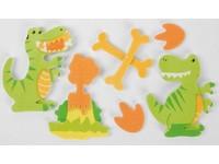 Samolepky dekorační dinosauři DP