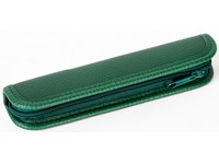 Penál HS Air 3 tmavě hnědý