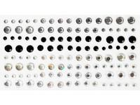 Kamienky dekoračné samolepiace Diamond