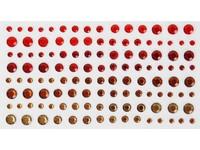 Kamienky dekoračné samolepiace Ruby