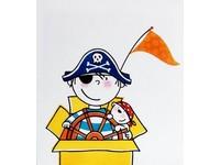 Fotoalbum FA-268-1 Pirate
