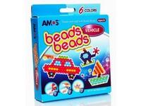 Sada Beads dopravní prostředky