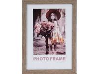 Fotorámeček Notte 10x15 3 středně hnědý