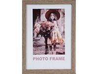 Fotorámeček Notte 21x29,7 3 středně hnědý
