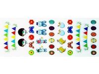Samolepka dekorační plastická Velikonoce DP