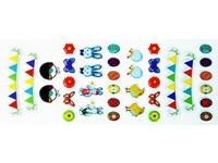Samolepky plastické DPNP-003 Velikonoce DP