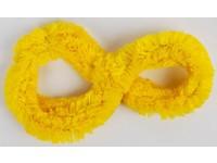 Drát dekorační žlutý DP