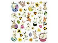 Samolepky DPNK-044 králičci DP