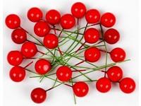 Cezmína ovocie 12 cm červená