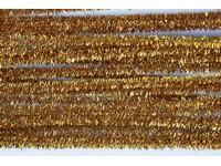 Drátky dekorační 6 mm 08 zlaté
