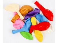 Balóniky Pastel 12 ks