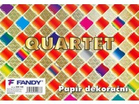 Papír dekorační Quartet