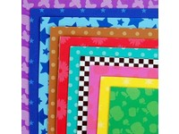 Pryž mechová A4 samolepicí Pattern
