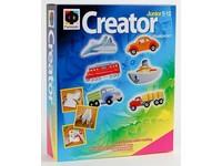 Sada Creator 49 dopravní prostředky