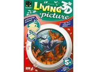 Sada kreativní Living pictures A5 delfín