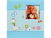 Fotoalbum 98.406.07 Baby Moments 1 modré