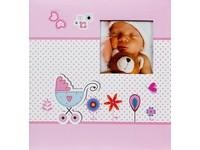 Fotoalbum 98.406.12 Baby Moments růžové