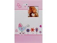 Fotoalbum 98.407.12 Baby Moments růžové