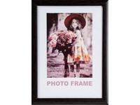 Fotorámeček Notte 10x15 4 tmavě hnědý