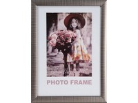 Fotorámeček Notte 13x18 1 ocelový
