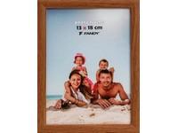 Fotorámeček Notte 20x30 3 středně hnědý