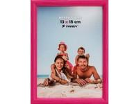 Fotorámček Colori 10x15 6 ružový