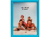 Fotorámeček Colori 10x15 7 modrý