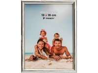 Fotorámeček Colori 10x15 8 stříbrný