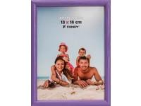 Fotorámeček Colori 13x18 3 fialový
