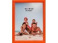 Fotorámeček Colori 13x18 5 oranžový