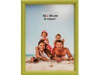 Fotorámeček Colori 15x21 4 zelený