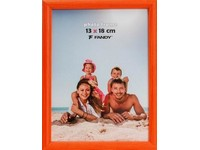 Fotorámeček Colori 15x21 5 oranžový