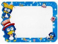 Tabulka stíratelná Cubs 1 modrá