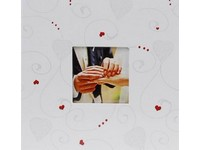 Fotoalbum B-5750SW Sweetheart 1 červené srdce