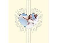 Fotoalbum BSS-20W Couple 1 srdce