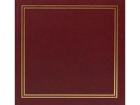Fotoalbum B-5750S Vinyl 1 vínové
